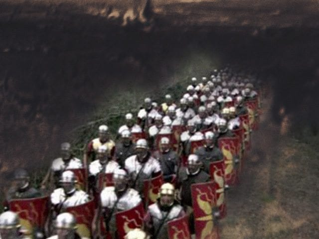 Roman Legion Ghosts