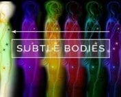 Subtle Bodies of Man