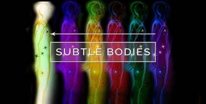 Subtle Bodies of Man