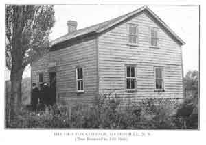 image of Fox Family two-story farmhouse,