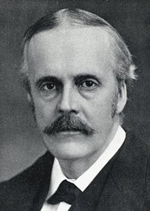 Balfour sees an evil elemental