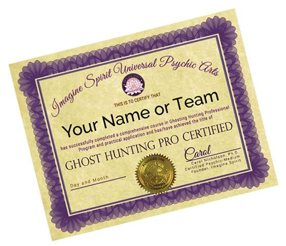 Certificate Ghost Hunting