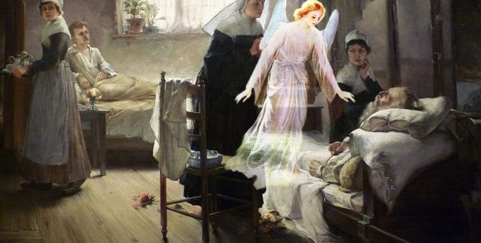 Deathbed Angels