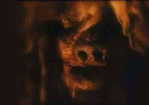 Evil Elemental at Leap Castle