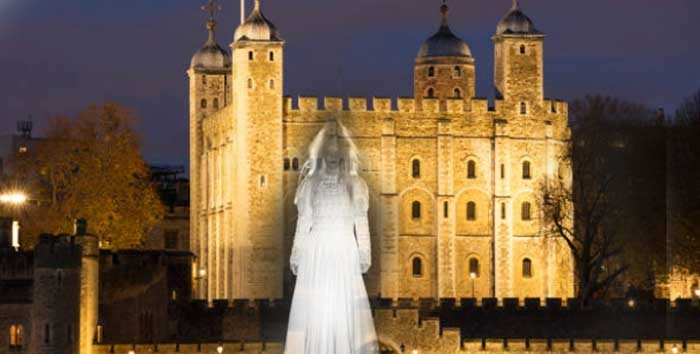 Restless Ghosts of the Tower of London