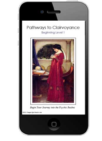iPhone-clairvoyant-women-red-dress-crystal-ball