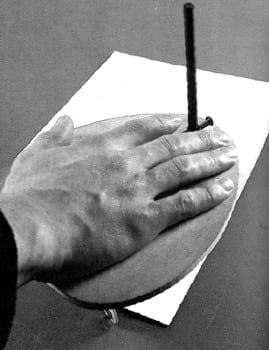 auto-writing-planchette