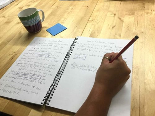 try-automatic-writing